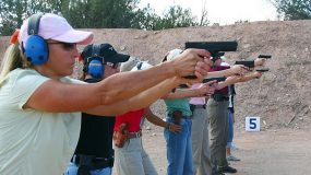 Ladies Pistol 2