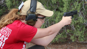 Youth 350 Intermediate Pistol Class